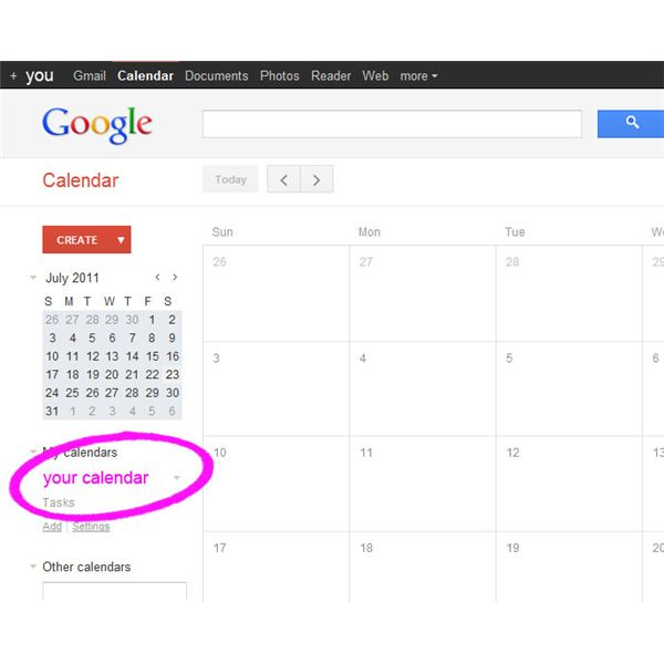 Calendar Gmail.How To Share Multiple Calendars Google Gmail And You