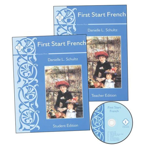 First Start French is a Great Option