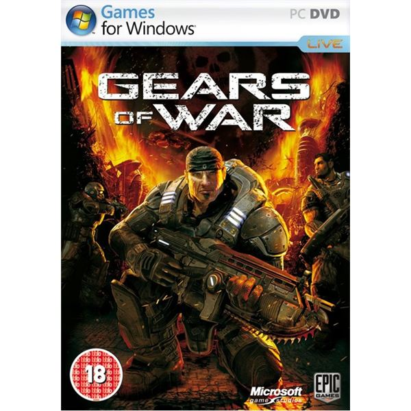 Gears of War Review - Beautiful But Bland