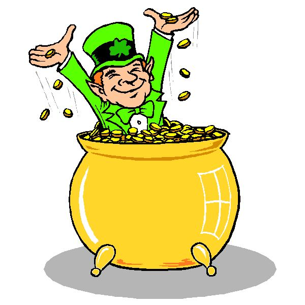 Eire First Leprechaun Clipart