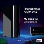 MyBook Western Digital AV DVR