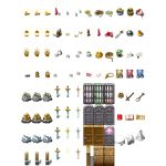 Weapons, Tiles and Icons for RPG Maker VX