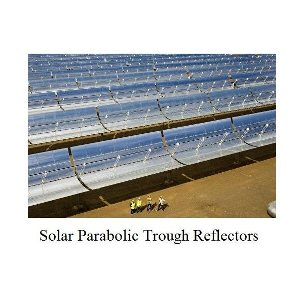 The Solar Parabolic Trough Plant - The Most Commercially Available Concentrating Solar Power Technology
