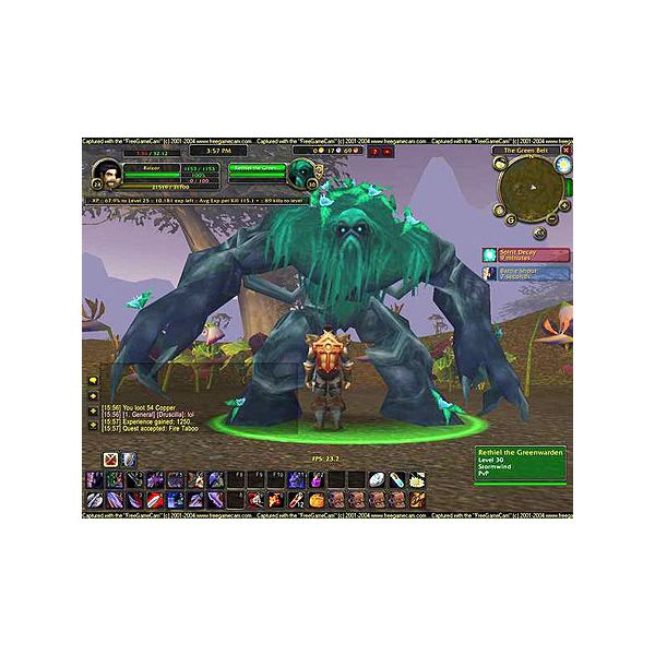 World of Warcraft - Enchanting helps defeat the toughest enemies.