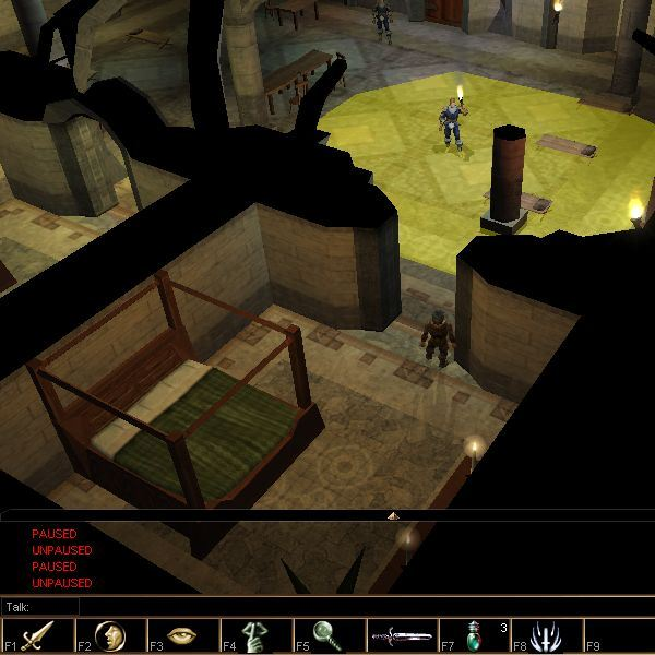 Neverwinter Nights Cheat and Console Commands