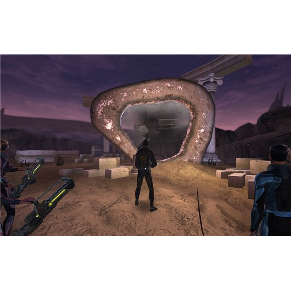 Star Trek Online Guides: Use the Replicator and Continue Your Mission