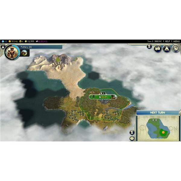 Civ 5 Early