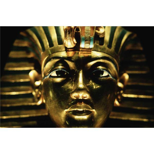 King Tut's Golden Mask