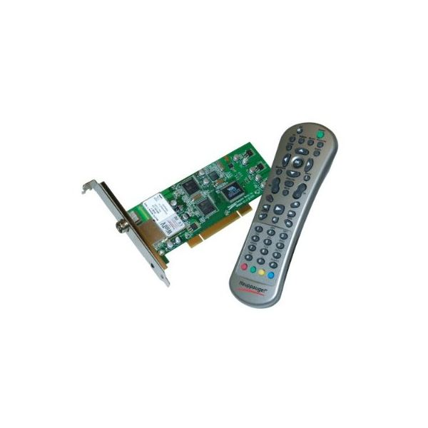 Typical PCI motherboard TV card