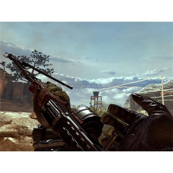 Call of Duty Modern Warfare 2: Completing Challenges for