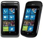 HTC surround and Samsung focus