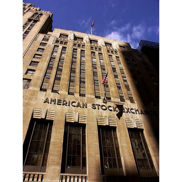 450px-American stock exchange NYC