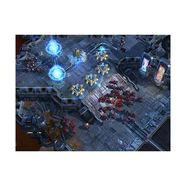 Starcraft 2 Multiplayer Strategy