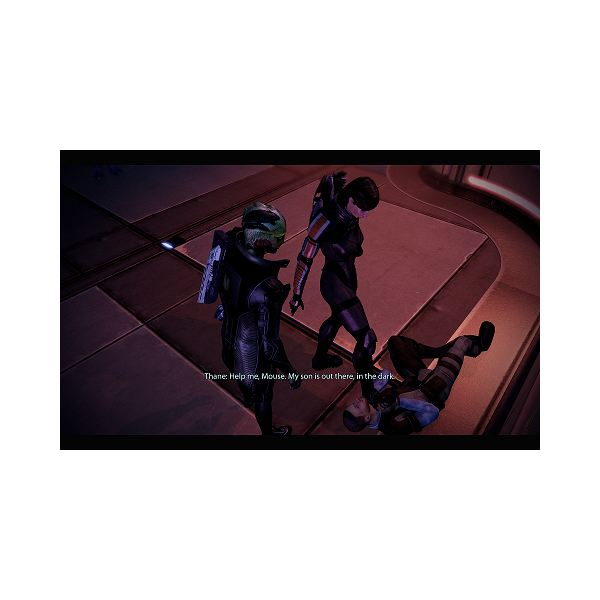 Mass Effect 2 Walkthrough - Thane's Loyalty Mission