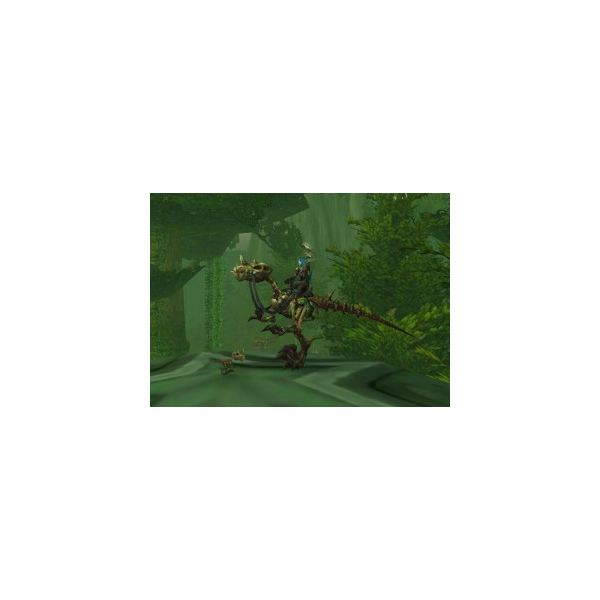 WoW Archaeology Rewards: Getting the Fossil Raptor Mount