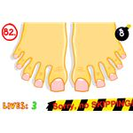 the impossible quiz toes