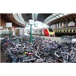 Sea of bikes, Bristol Temple Meads station - geograph.org.uk - 984123