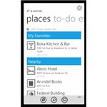 Review of Windows Phone Foursquare App, 4th & Mayor