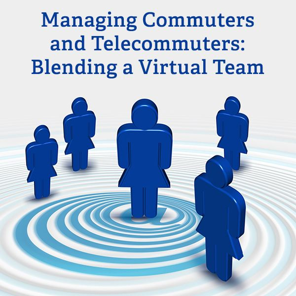 How well do your virtual and on-site team members work together?