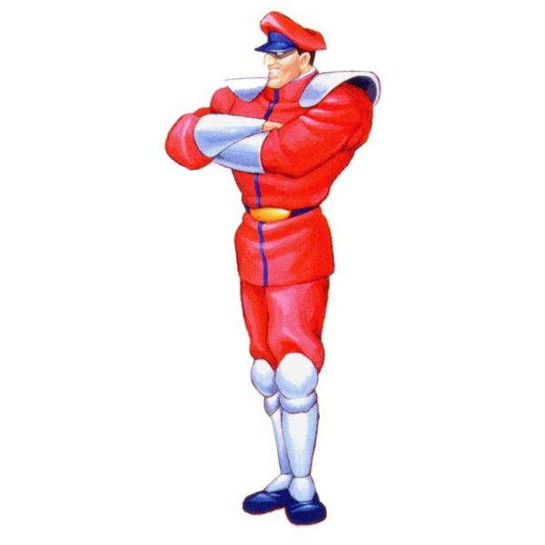 M. Bison in SF II