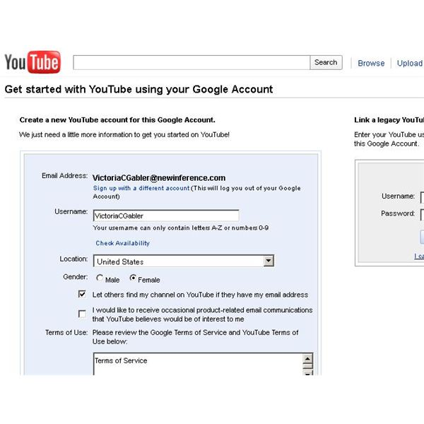 Managing Your Google YouTube Accounts