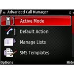 Adv. Call Manager