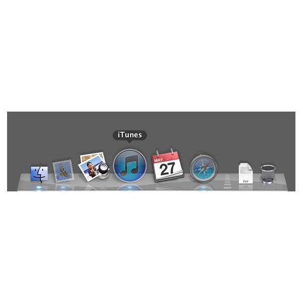 How to Make Mac Dock Icons Transparent When Hidden