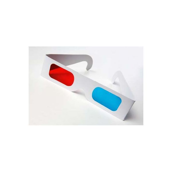 Old style 3D glasses