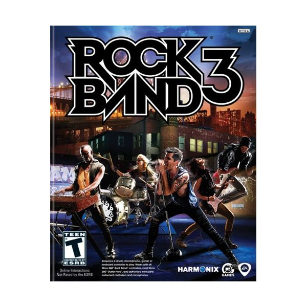 Rock Band 3 Song List - All Rock Band 3 Songs