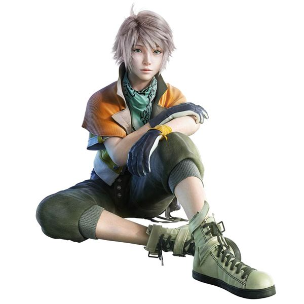 Final Fantasy XIII - Hope Character Guide & Information