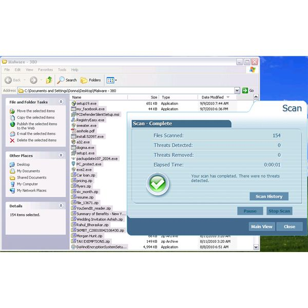 Free Virus Protection by ClamAV for Windows