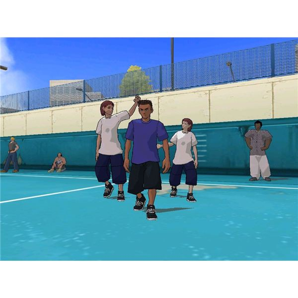 Sports Game MMO Freestyle Reviewed