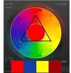 Triangular Color Scheme