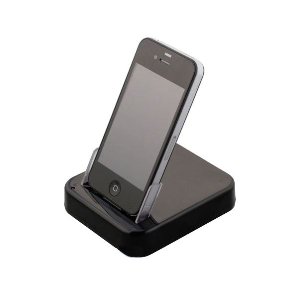 USB Sync and Charge Cradle - Black
