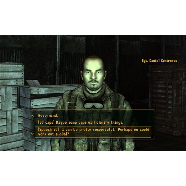 Fallout: New Vegas Side Quest Guide - Helping Contreras