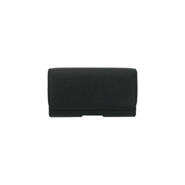 Black Leather Carrying Case