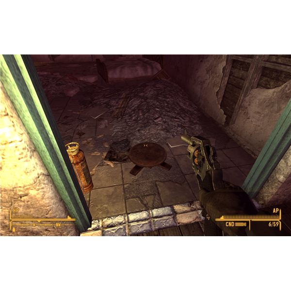 Fallout: New Vegas Dead Money Walkthrough - Finding Dean Domino - Traps in the District