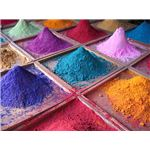 Indian pigments.