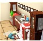 The Sims 3 Fixing Broken Washing Machine