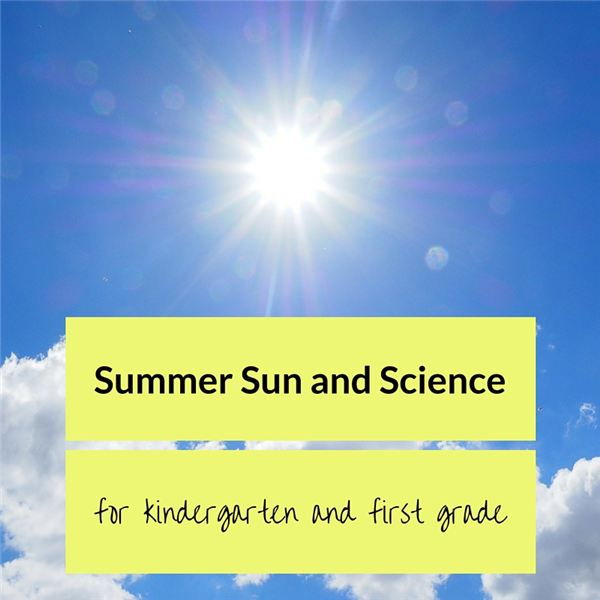 Summer Sun and Science