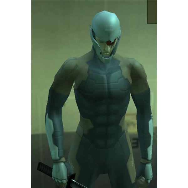 Metal Gear Solid - Grey Fox Profile