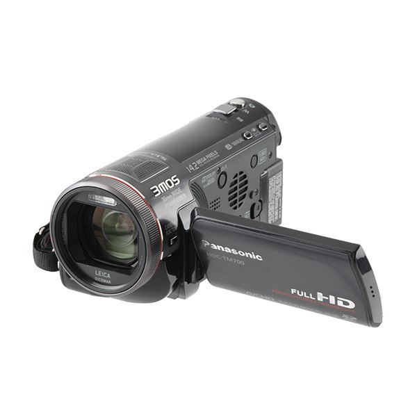 Panasonic HDC-TM700: Reviewing a Panasonic Flash Memory Camcorder