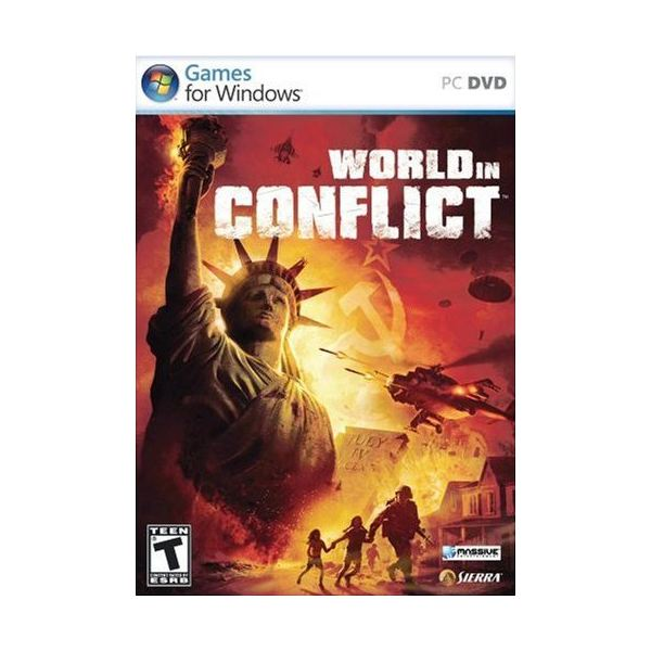 World in Conflict Review for Windows PC: A Different Style of Real Time Strategy!