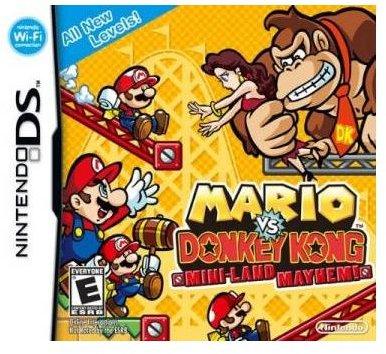 Mario vs. Donkey Kong: Mini-Land Mayhem Review