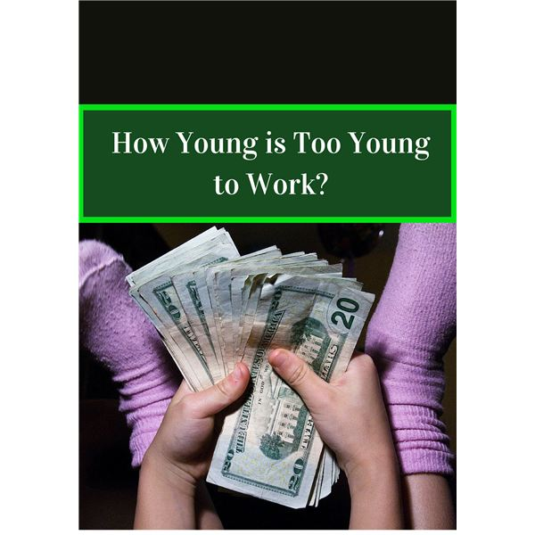 Should Your Child Get a Job? Labor Laws and Advice for Parents