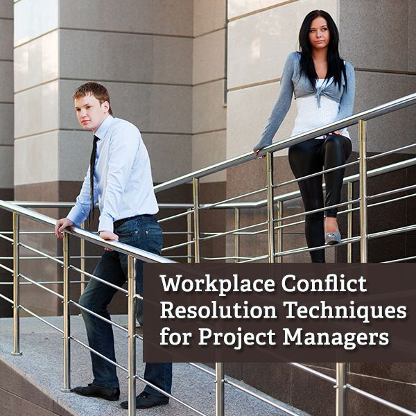 Conflict Resolution Tips and Conflict Resolution Techniques for the PMP Certification
