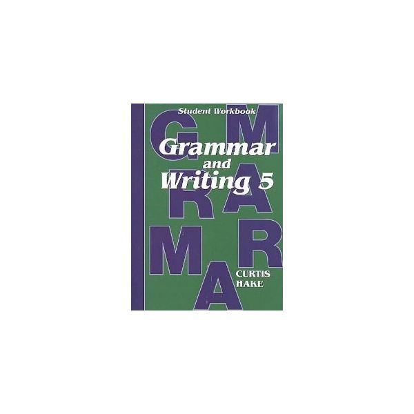 Saxon Grammar and Writing Homeschool Packet