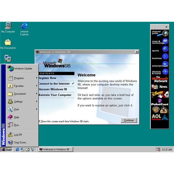Running Retro Operating Systems - Windows 95, 98, Me