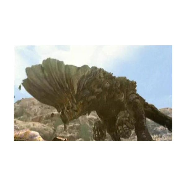 Monster Hunter Tri: How to beat Barroth