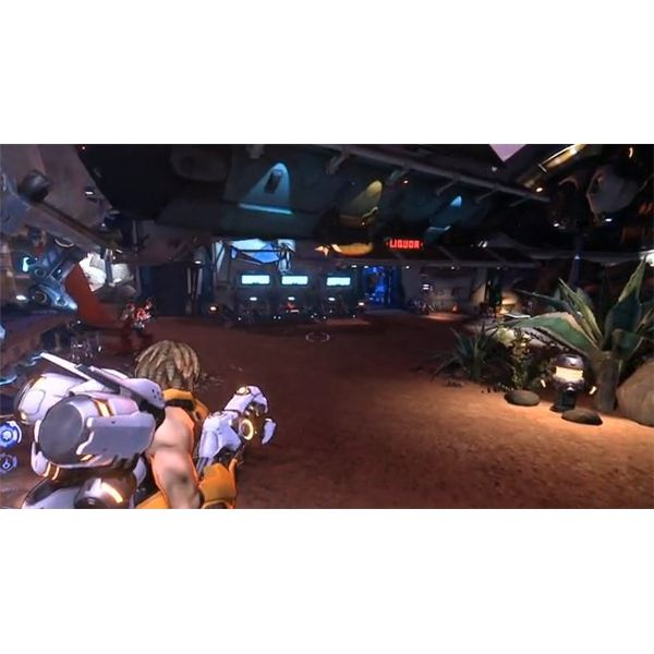 Firefight breaks out in FireFall